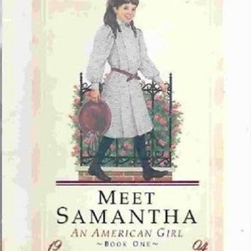 Meet Samantha: An American Girl [Paperback] [Jan 01, 1986]