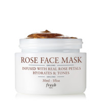 ROSE FACE MASK TO GO