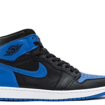 "Air Jordan I Retro ""Royal blue 2017 release"""