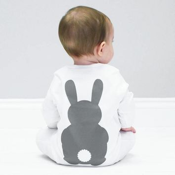 Baby Clothes Bunny Romper Winter Costumes