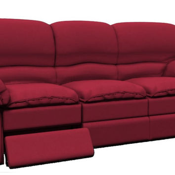 Color Customizable Dual Reclining Fabric Sofa Pembina by Palliser