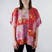 Kara Batik Patch Kaftan