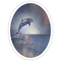 Joy Of The Leaping Dolphin