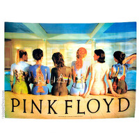 Pink Floyd - Catalog Backs Fabric Poster on Sale for $14.95 at The Hippie Shop