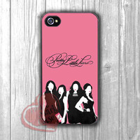 Pretty Little Liars - end for iPhone 6S case, iPhone 5s case, iPhone 6 case, iPhone 4S, Samsung S6 Edge