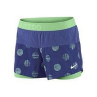 Nike Store. Nike Icon Print Woven 2-in-1 Women's Training Shorts