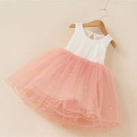 Girls  Princess  Dress For Wedding or Party