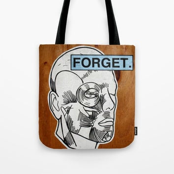 Forget Tote Bag by g-man