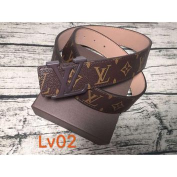 LV Louis Vuitton Belt Tali Pinggang