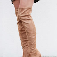 Emotions By Steve Madden Boots {Camel}