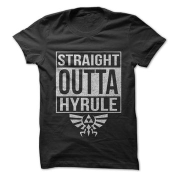 Straight Outta Hyrule