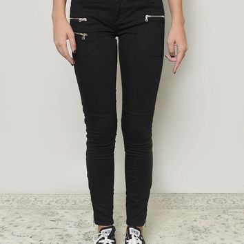 PRIVATE PARTY SKINNY JEANS
