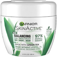 SkinActive Balancing 3-in-1 Face Moisturizer with Green Tea