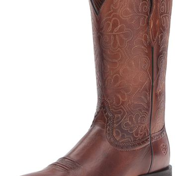 Ariat Women's Round up Remuda Western Cowboy Boot