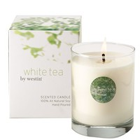Westin At Home White Tea Candle - White (Online Only)