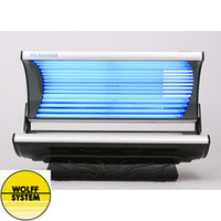 Wolff Systems Solar Storm 24-bulb Tanning Bed with MP3 Audio System | Overstock.com