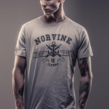 Tattoo Anchor T-Shirt