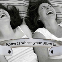 Mothers Day Gift | Mothers Day | Gift for Mom | Mother's Day Gift | Mom Gift | Home is where your Mom is | Korena Loves | KLSM