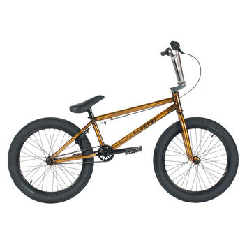 "United 2016 Supreme 20.25"" Trans Gold Bmx Bike"