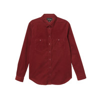 Nelly corduroy shirt | New Arrivals | Monki.com