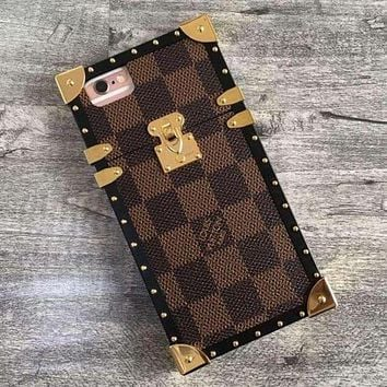 LV 2018 Hot ! iPhone 7 iPhone 7 plus - Stylish Cute On Sale Hot Deal Matte Couple Phone Case The eternal classic For iphone 6 6s 6plus 6s plus