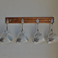 Fork Hook Kitchen Rack