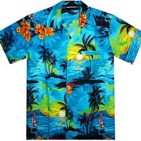 Funky Hawaiian Shirt XS - 6XL