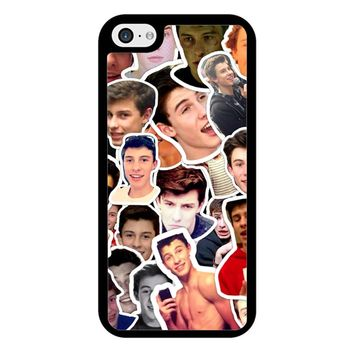 Shawn Mendes Collage 29 iPhone 5/5S/SE Case