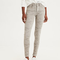 Ne(X)t Level 360 High-Waisted Jegging, Taupe