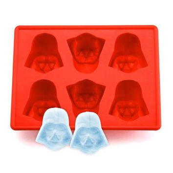 Star Wars Darth Vader Ice Silicone Mould Tray