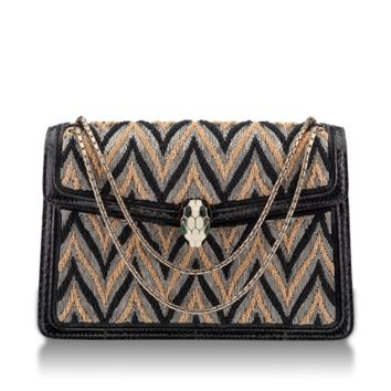 Bvlgari Hobo bag | Serpenti Forever