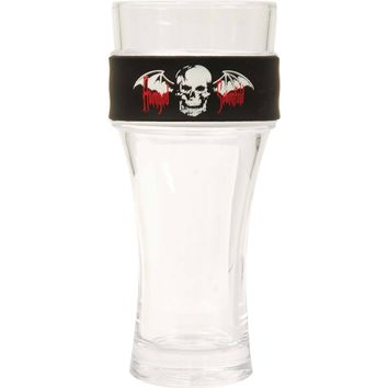 Avenged Sevenfold Pint Glass