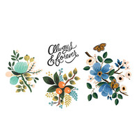 TATTLY Lovely Set Temporary Tattoos | Tattoos