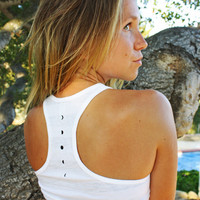 moon phase tank top