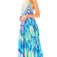 Fayette Beach Maxi Dress | 27326 | Lilly Pulitzer