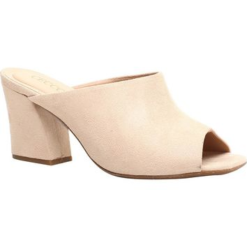Mule Medium Heel - Cecconello