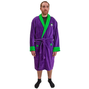 Joker - Logo Cotton Bathrobe