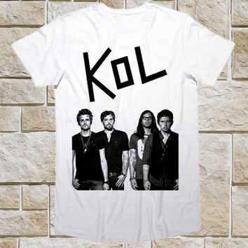 KOL Kings Of Leon Perfect Live Band Indie Funny Shirt for t shirt Mens and t shirt Girl