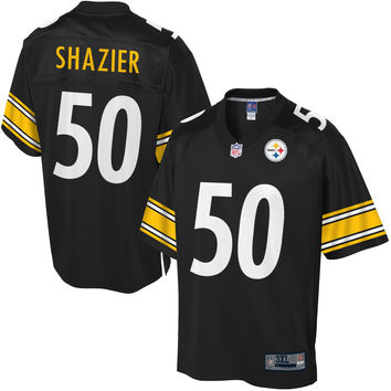 NFL Pro Line Mens Pittsburgh Steelers Ryan Shazier Big & Tall Team Color Jersey