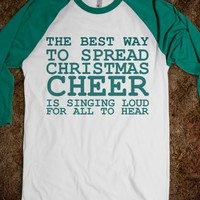 Elf: the best way to spread christmas cheer is sing loud for all to hear - cosmicc hipsterrs