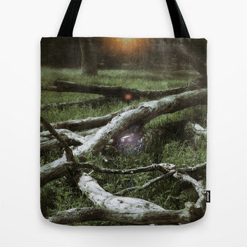Mystery Tote Bag by DuckyB (Brandi)