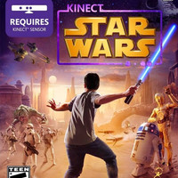 Kinect Star Wars - Xbox 360 (Game Only)
