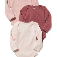 Bodysuit 3-Packs for Baby | Old Navy
