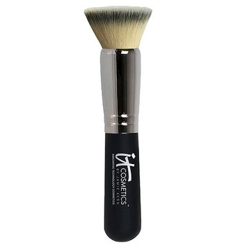 IT Cosmetics Luxe Flat Top Buffing FoundationBrush — QVC.com
