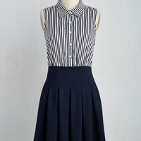 Two for Tennis Dress | Mod Retro Vintage Dresses | ModCloth.com