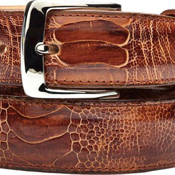 Ostrich Leg Belt by Belvedere