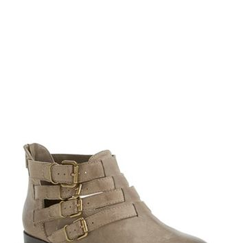 Women's Bella Vita 'Ronan' Buckle Leather Bootie ,
