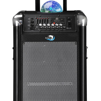 SP-7R BT - Dolphin Audio - Rechargeable Tailgate Speaker