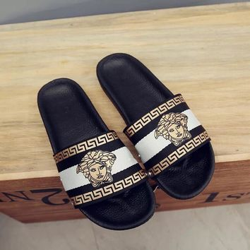 Versace Fashion Slippers and Sandals On Sale