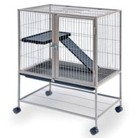 Prevue Peet Products Frisky Ferret Cage with Stand